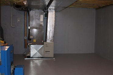 Hydro Seal 75 as basement waterproofing